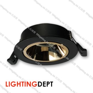 GU-RM100_bkgd deep recessed spot rack 暗藏燈架