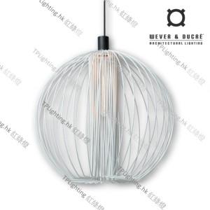 GLOBE_1.0_WHITE wever ducre suspension lighting