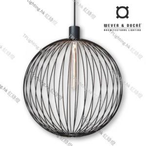GLOBE_5.0_BLACK wever ducre suspension lighting