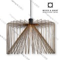 WIRO_6.1_RUST wever ducre suspension lamp