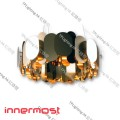innermost panel 75 bronze copper